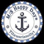 M/S Happy Days Logo