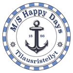 M/S Happy Days Logo